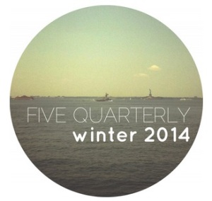 five quarterly cover